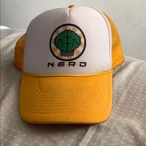 Pharrell Williams NERD 2004 limited Trucker Hat